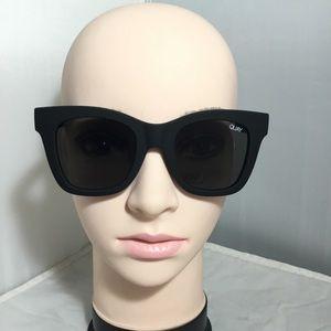 Quay Australia After Hours 50mm Square Sunglasses